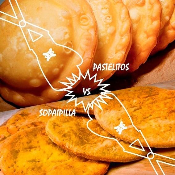 La sopaipilla no destrona al pastelito: Los venezolanos la reiventan