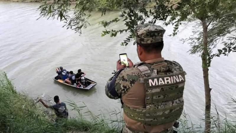 Conozca el drama de los venezolanos que derrotaron a la muerte en el Río Bravo