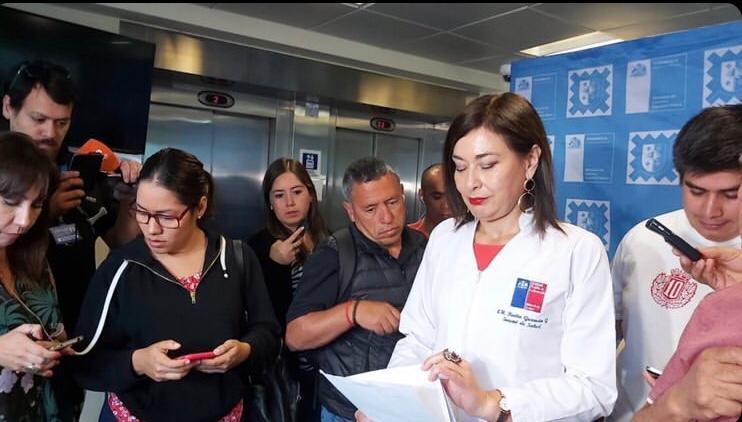 Alerta en Temuco por contagio de 8 periodistas en rueda de prensa: Reportera venezolana asegura no tener coronavirus