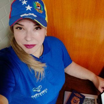 Digui Domínguez, la asesora migratoria que sirve de faro a los venezolanos