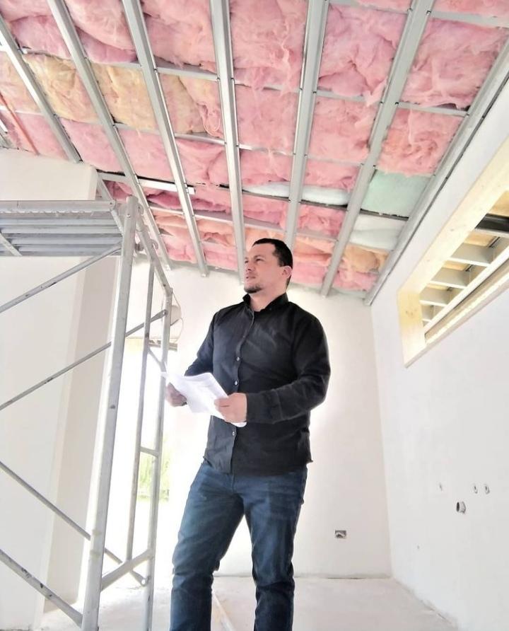 Woulmer Pereira, el arquitecto criollo que marca pauta  en la remodelación de edificios empresariales