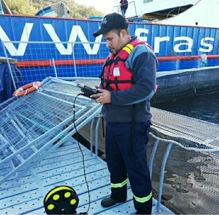 Edwin Maldonado, el ingeniero pesquero venezolano  que triunfa en una multinacional salmonera